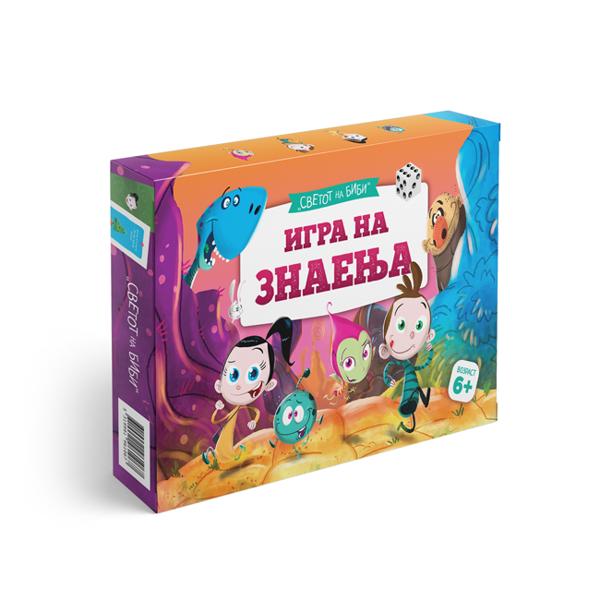 Слика на Игра на знаења