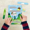 Слика на Сложувалка за деца од 0 до 3 години: Боби