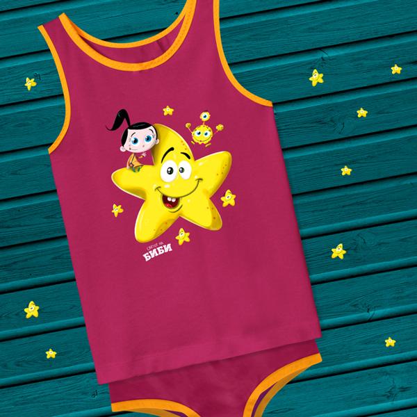Слика на Детска долна облека (Биби)
