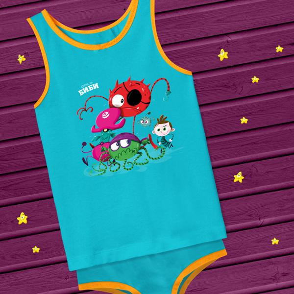 Слика на Детска долна облека (Боби)